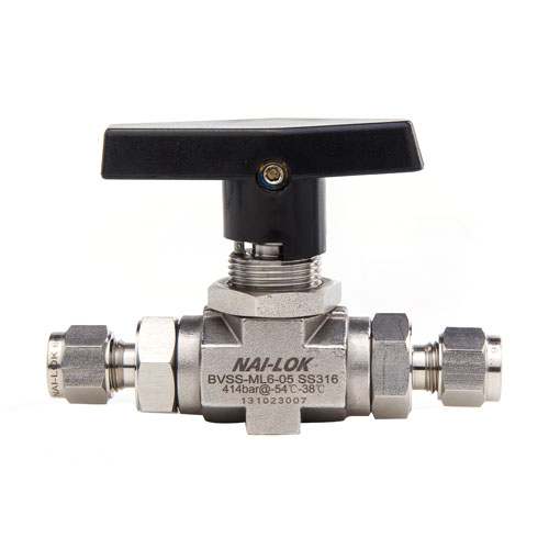 High Performance Ball Valves