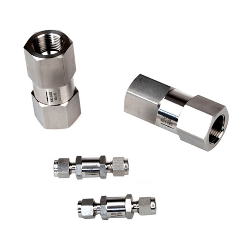 Low Pressure Check Valves